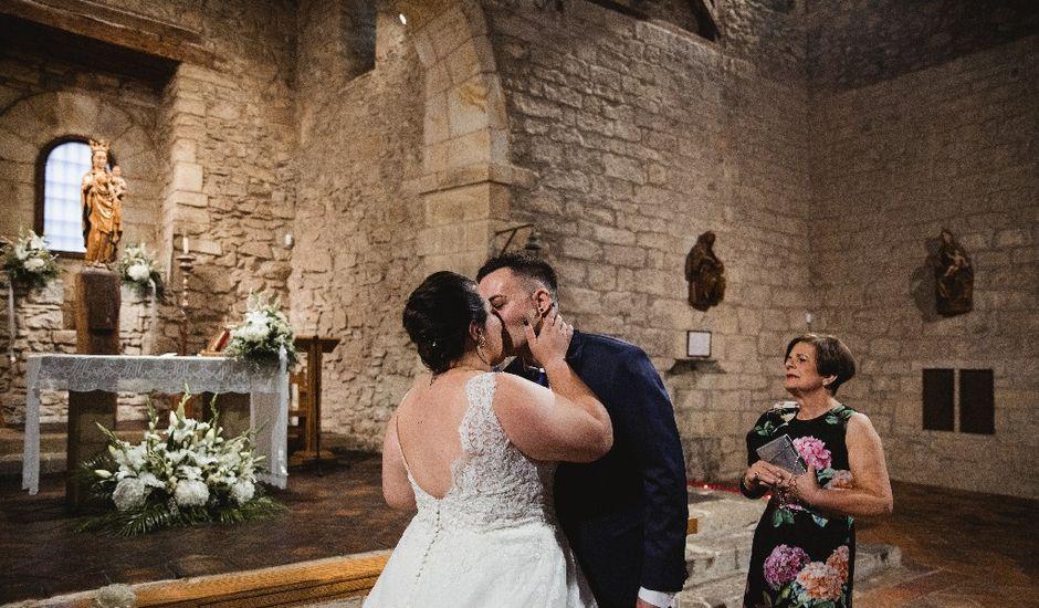 La boda de Mikel y Garazi en Zumarraga, Guipúzcoa