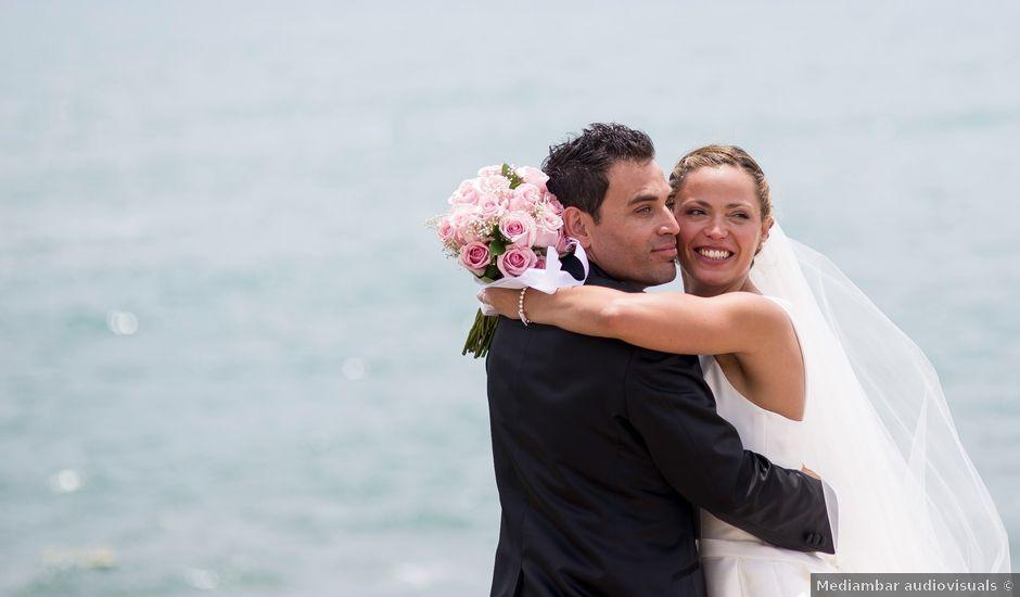 La boda de Arturo y Jessica en Sant Pere De Ribes, Barcelona