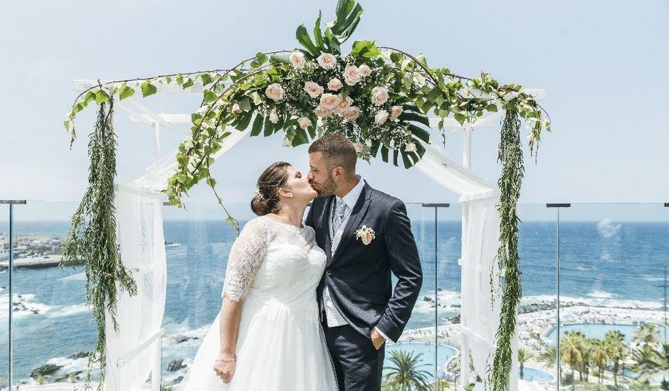 La boda de Alexander  y Priscila  en Santa Cruz De Tenerife, Santa Cruz de Tenerife