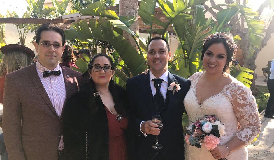La boda de Joaquin y Cristina en Almería, Almería