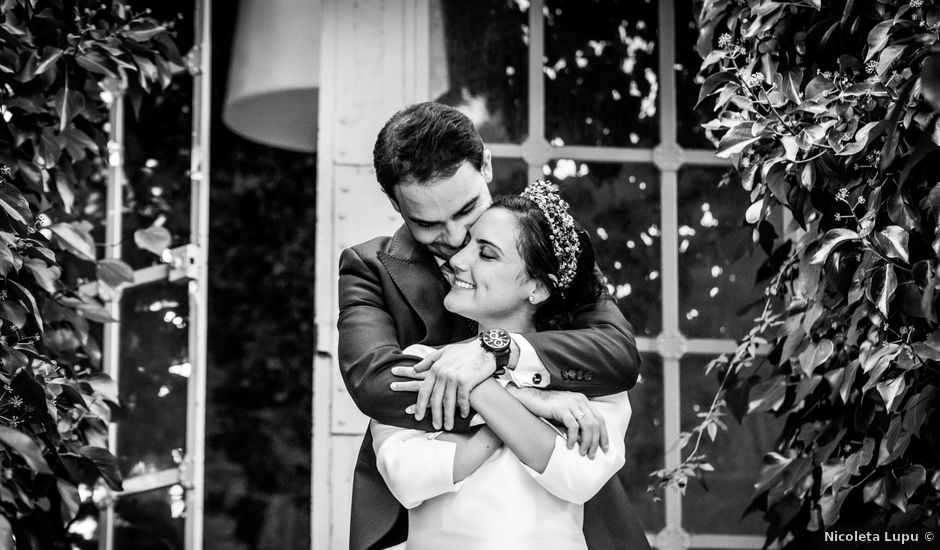 La boda de Rodrigo y Marta en Torrelodones, Madrid