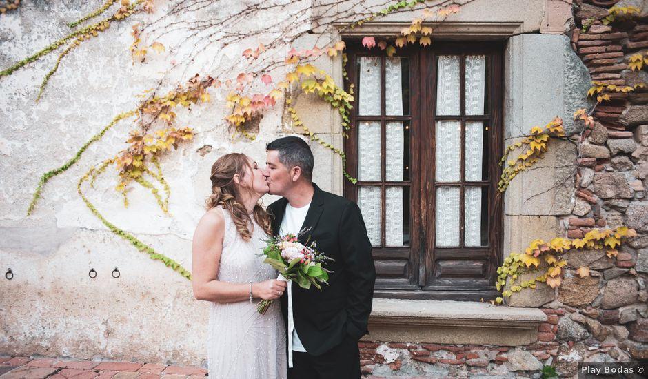 La boda de Georgina y Pep en Vilanova Del Valles, Barcelona