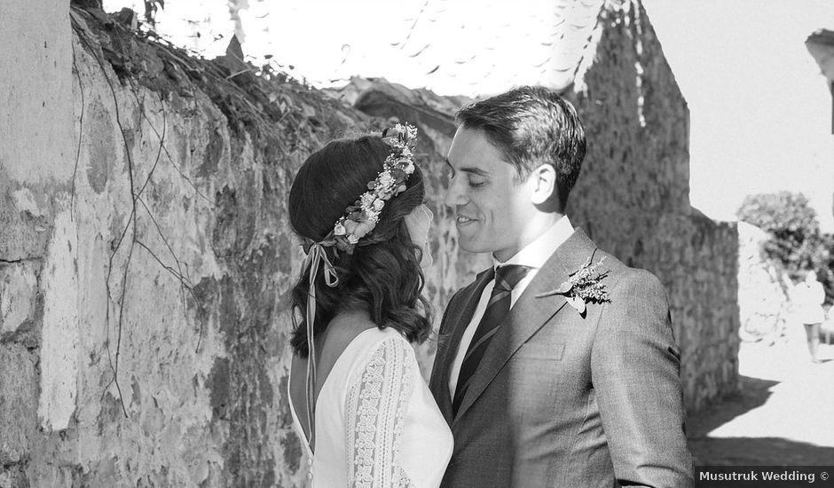 La boda de Nico y Carmen en Segovia, Segovia