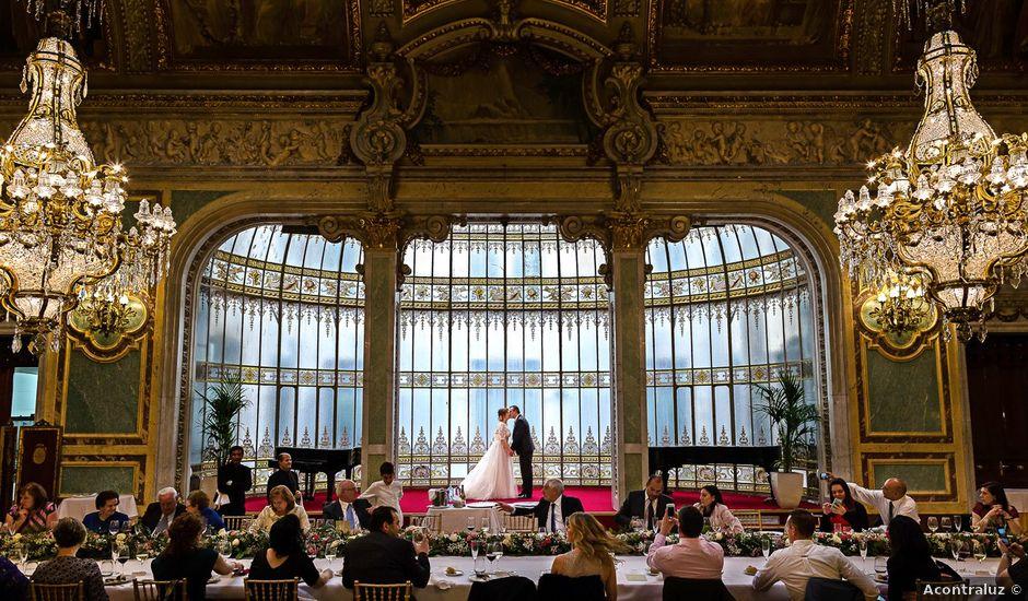 La boda de Tamara y Javi en Madrid, Madrid
