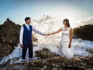 La boda de Inma y Juan José