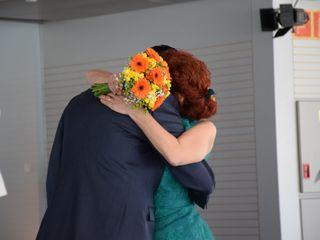 La boda de Angeles  y Fer 1