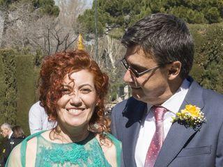 La boda de Angeles  y Fer