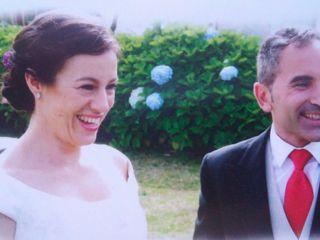 La boda de Mercedes y Rubén 1