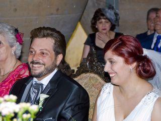La boda de Esther y Fermín