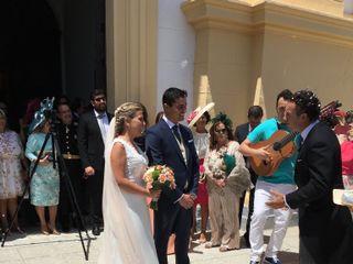 La boda de Chio y Juanjo