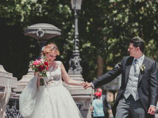 La boda de Marta y Matteo