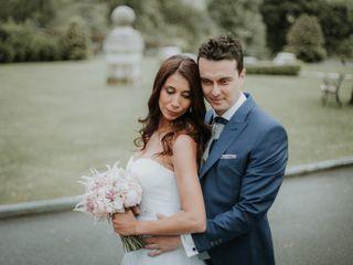 La boda de Fabiana y Ángel