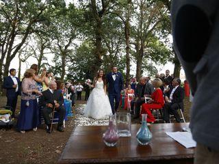 La boda de Iria y Mario 1