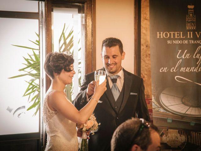 La boda de Diego y Verónica en Burgo De Osma, Soria 2