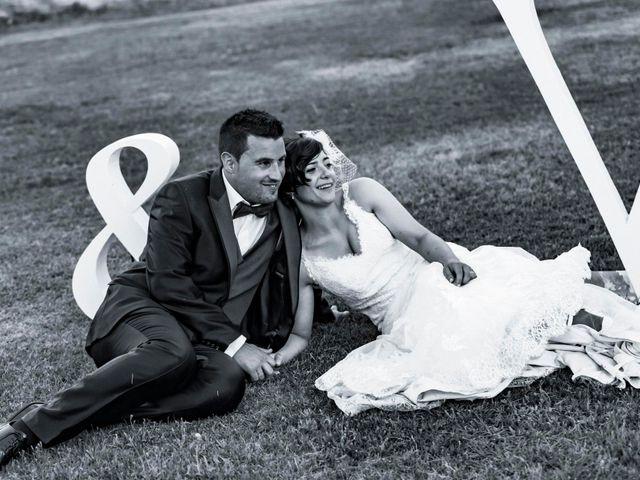 La boda de Diego y Verónica en Burgo De Osma, Soria 1