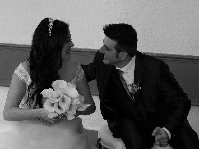 La boda de Juande  y Lola en Jaén, Jaén 10