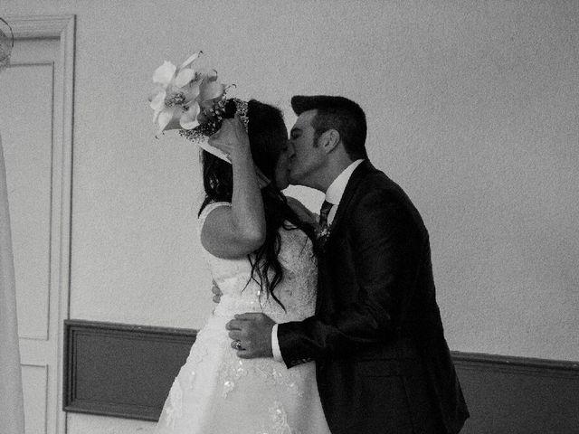 La boda de Lola y Juande