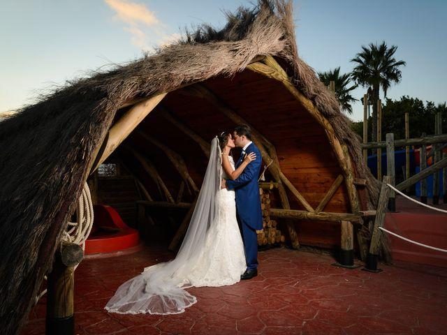 La boda de Juan José y Inma en Algeciras, Cádiz 16
