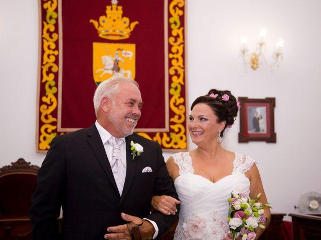 La boda de Rosi y Luis