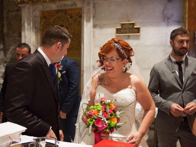 La boda de Aitor y Laura en Caspe, Zaragoza 3