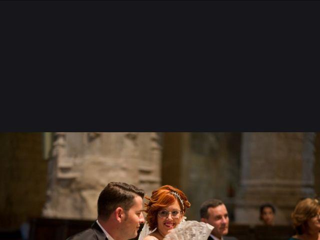 La boda de Aitor y Laura en Caspe, Zaragoza 7