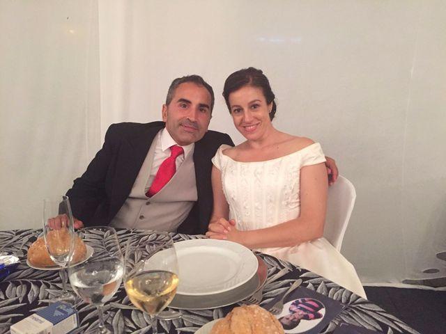La boda de Mercedes y Rubén