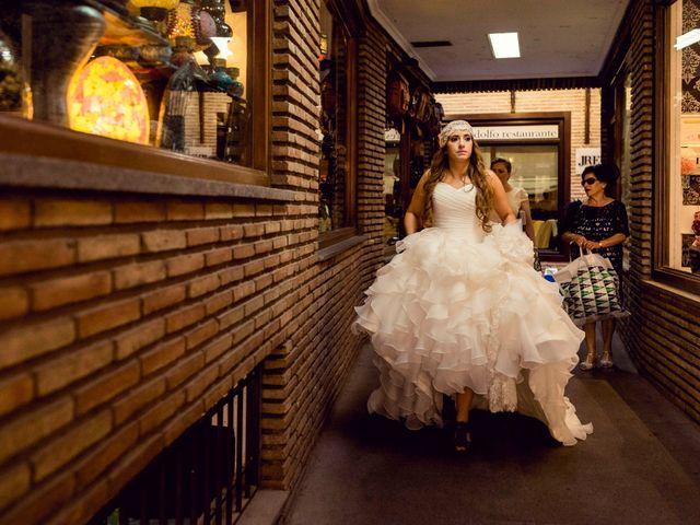 La boda de Sergio y Pilar en Toledo, Toledo 19