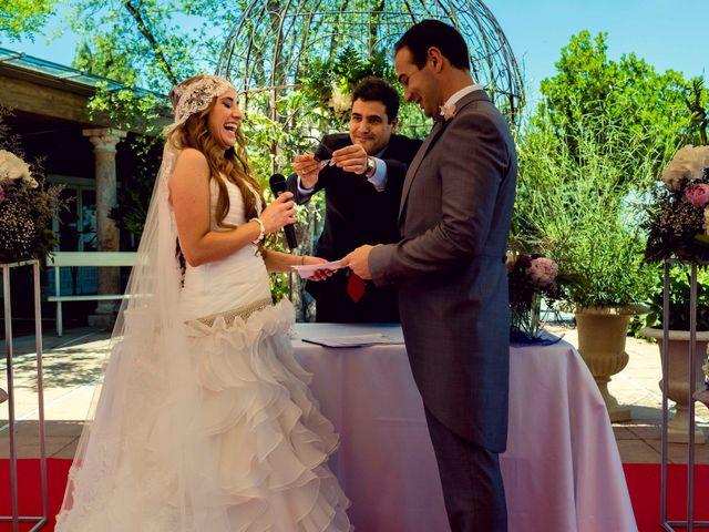 La boda de Sergio y Pilar en Toledo, Toledo 23