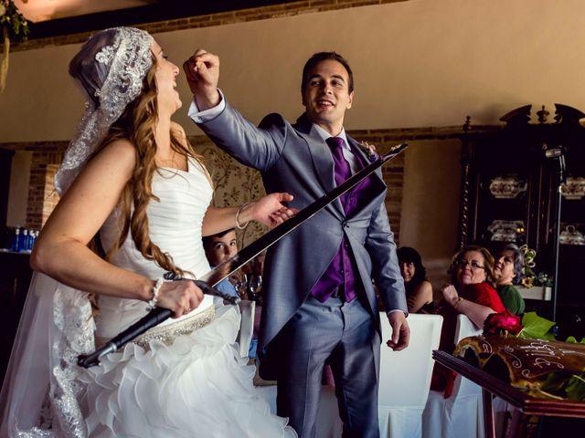 La boda de Sergio y Pilar en Toledo, Toledo 27