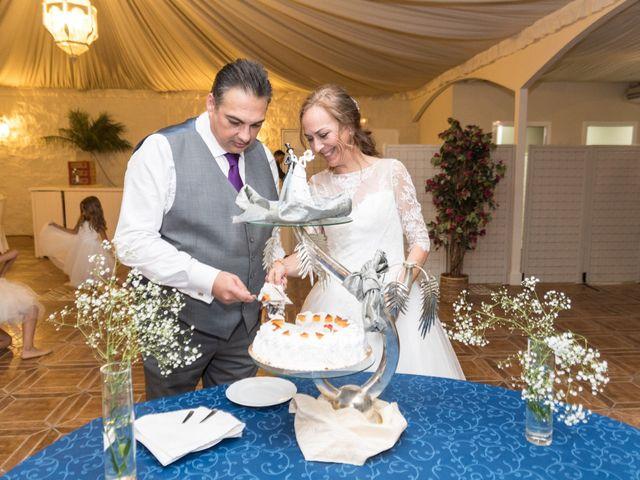 La boda de Marisa y Alfonso