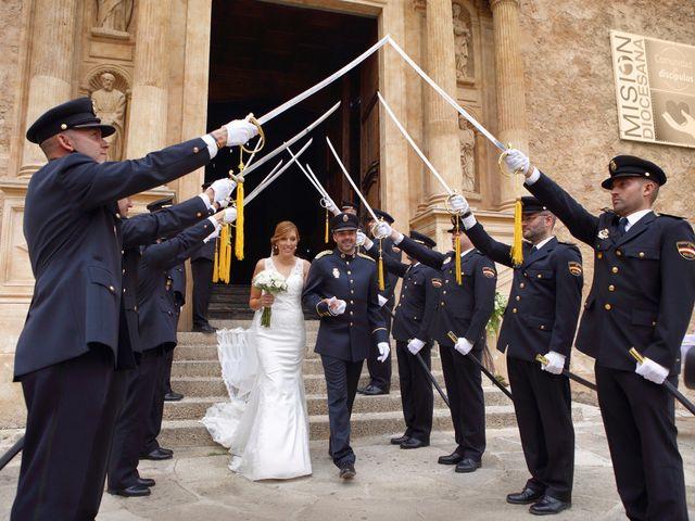 La boda de David y Sandra en Hellin, Albacete 8