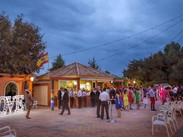 La boda de David y Sandra en Hellin, Albacete 11