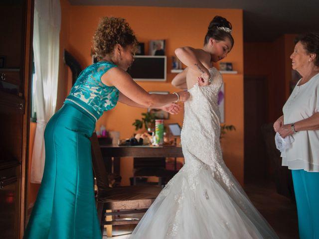 La boda de Carlos y Maria en Toledo, Toledo 7