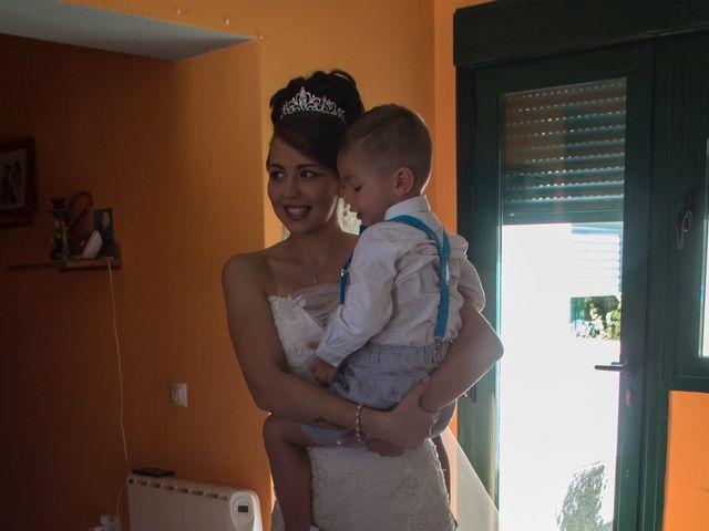 La boda de Carlos y Maria en Toledo, Toledo 10