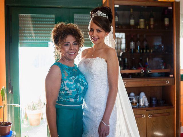 La boda de Carlos y Maria en Toledo, Toledo 12
