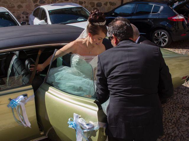 La boda de Carlos y Maria en Toledo, Toledo 15