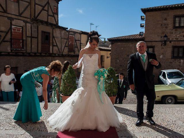 La boda de Carlos y Maria en Toledo, Toledo 16