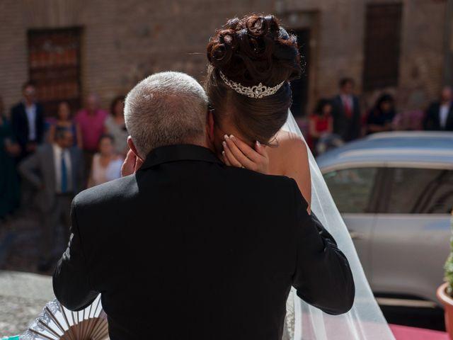 La boda de Carlos y Maria en Toledo, Toledo 17