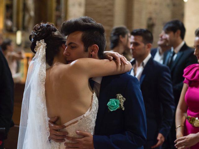 La boda de Carlos y Maria en Toledo, Toledo 22