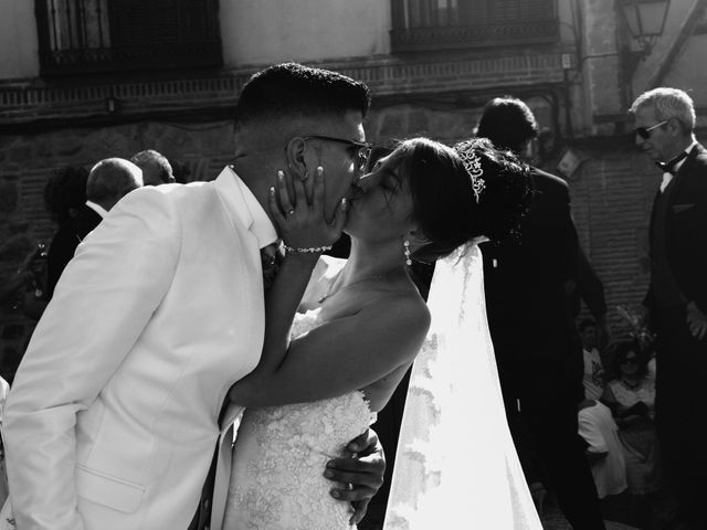 La boda de Carlos y Maria en Toledo, Toledo 23