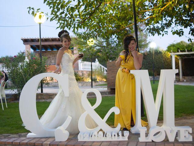 La boda de Carlos y Maria en Toledo, Toledo 30