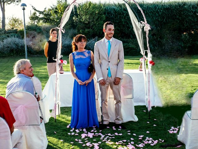 La boda de Borja y Leila en Las Rozas De Madrid, Madrid 16