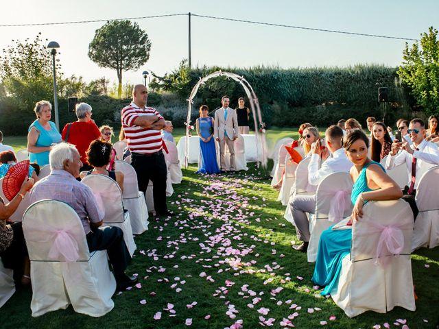 La boda de Borja y Leila en Las Rozas De Madrid, Madrid 17