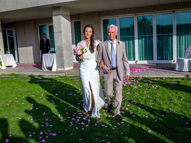La boda de Borja y Leila en Las Rozas De Madrid, Madrid 18
