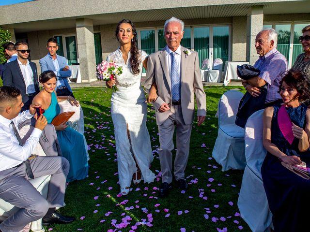 La boda de Borja y Leila en Las Rozas De Madrid, Madrid 19