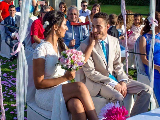 La boda de Borja y Leila en Las Rozas De Madrid, Madrid 20