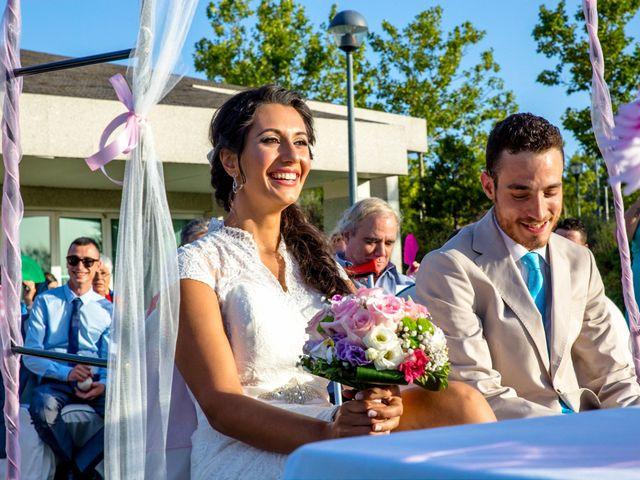 La boda de Borja y Leila en Las Rozas De Madrid, Madrid 23