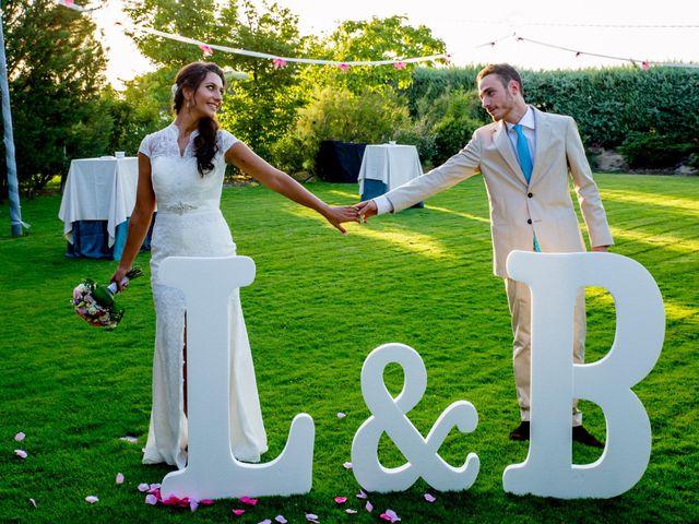 La boda de Borja y Leila en Las Rozas De Madrid, Madrid 30