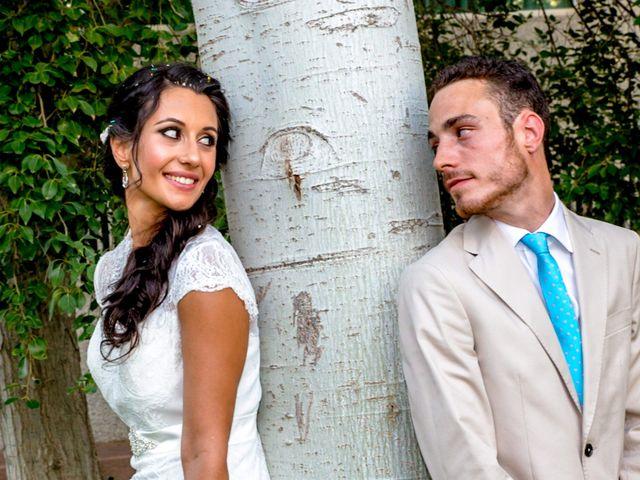 La boda de Borja y Leila en Las Rozas De Madrid, Madrid 32