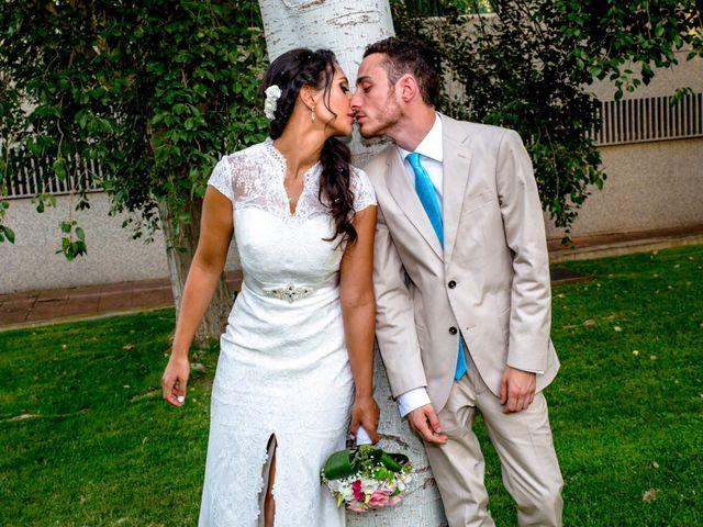 La boda de Borja y Leila en Las Rozas De Madrid, Madrid 33